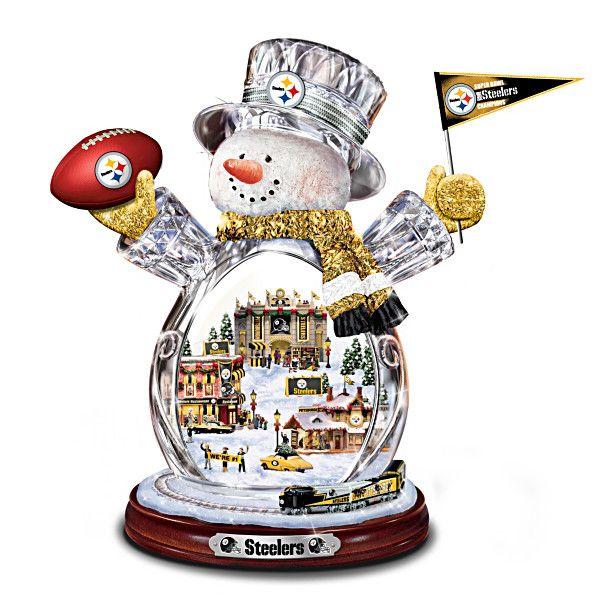 Pittsburgh Steelers Superbowl Champions Figurine