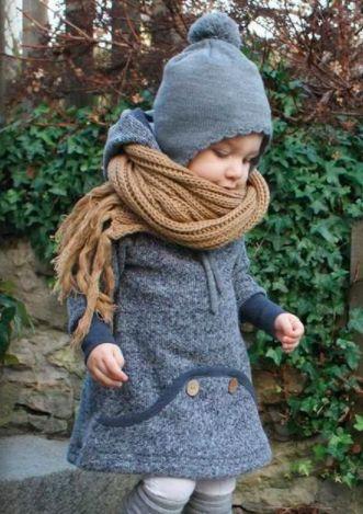 Retrokleid nähen für Kinder – Schnittmuster und Nähanleitung via Makerist.de