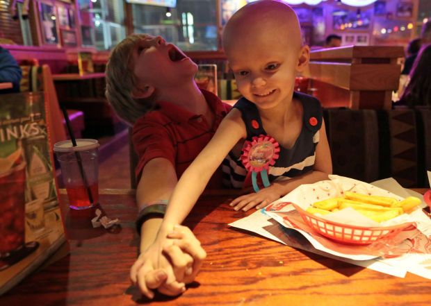 Metro East girl, 5, has gene sequencing for rare brain cancer tumor : Lifestyles