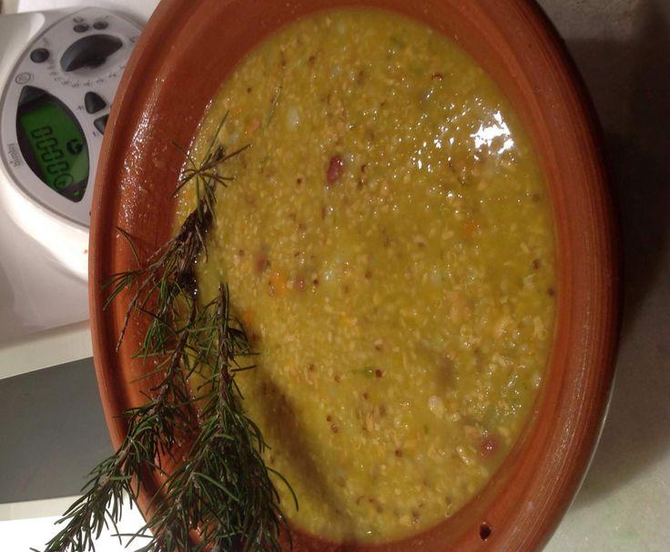 Ricetta+Zuppa+legumi+cereali+e+quinoa+pubblicata+da+Magat+-+Questa+ricetta+è+nella+categoria+Primi+piatti