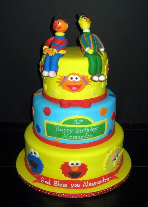 Moios Birthday Cakes