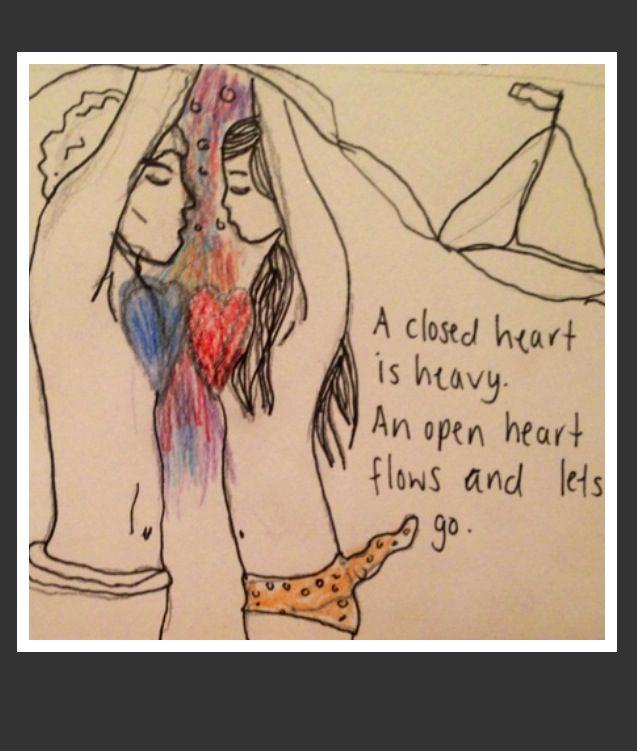 Open hearts xx
