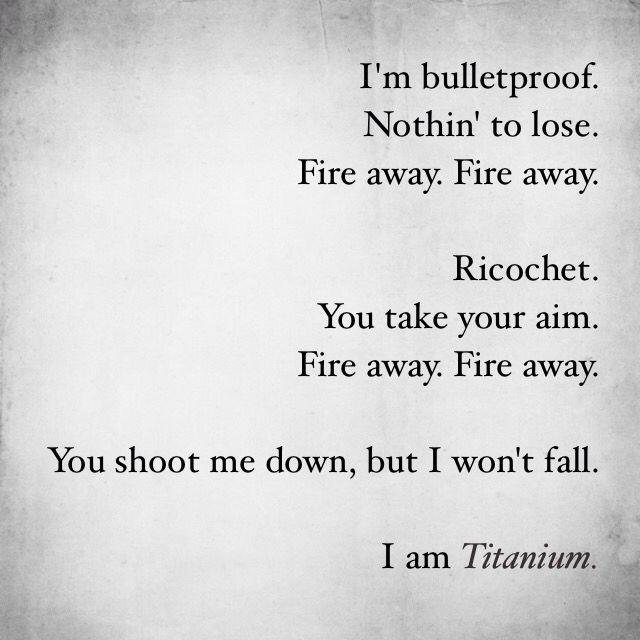 Titanium | Sia