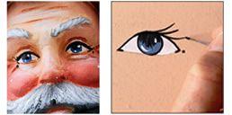 Tutoriales de Pintura de ArtistsClub.com: Tole y Deocrative pintura Materiales, libros y más