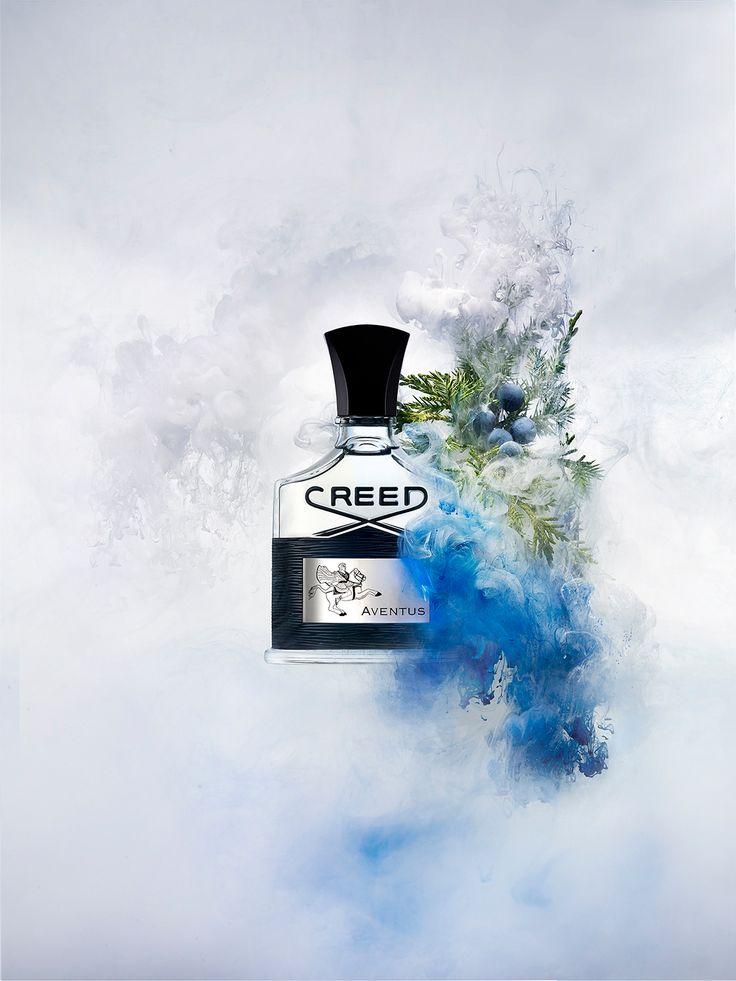 Giles Revell + Harrods + Creed Fragrances on Behance