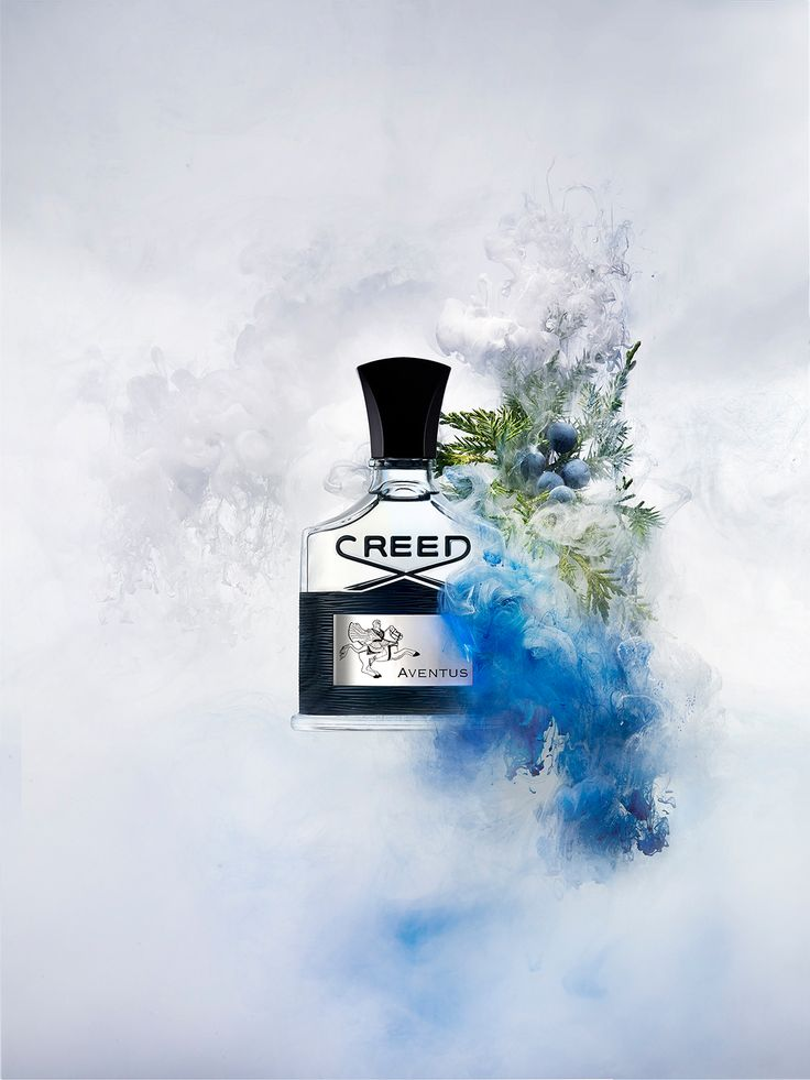 Giles Revell + Harrods + Creed Fragrances on Behance