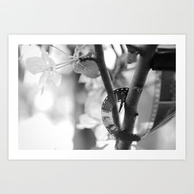 On film Art Print by marialivia16 - $14.04
