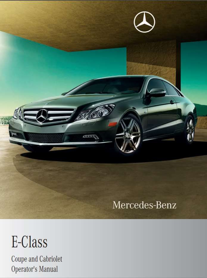 Pin By Procarmanuals Com On For The Boys Benz E Benz Mercedes