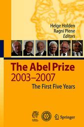 Relax and read this  The Abel Prize - http://www.buypdfbooks.com/shop/uncategorized/the-abel-prize/