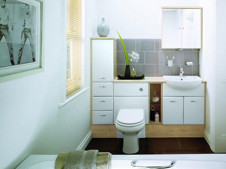 designer white bathrooms - Google Search