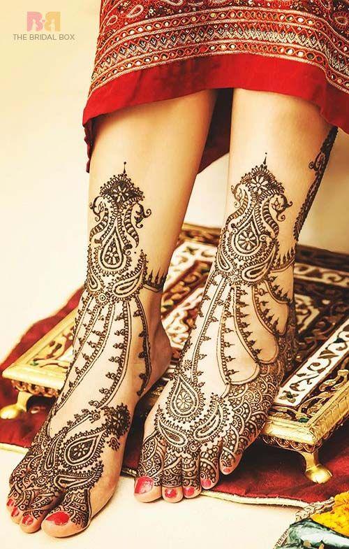 Splendid Rajasthani Mehndi Designs