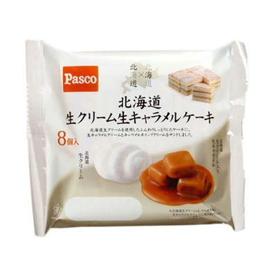 北海道生クリーム 生キャラメルケーキ - 食@新製品 - 『新製品』から食の今と明日を見る!