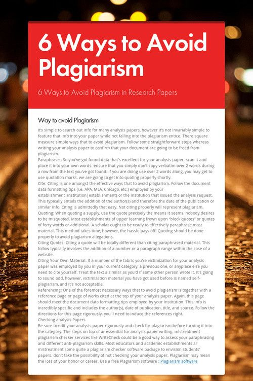 paper plagiarism software Which is the best anti-plagiarism checking software to test my documents strength  , checking the plagiarism is one of the main steps before publishing the paper.