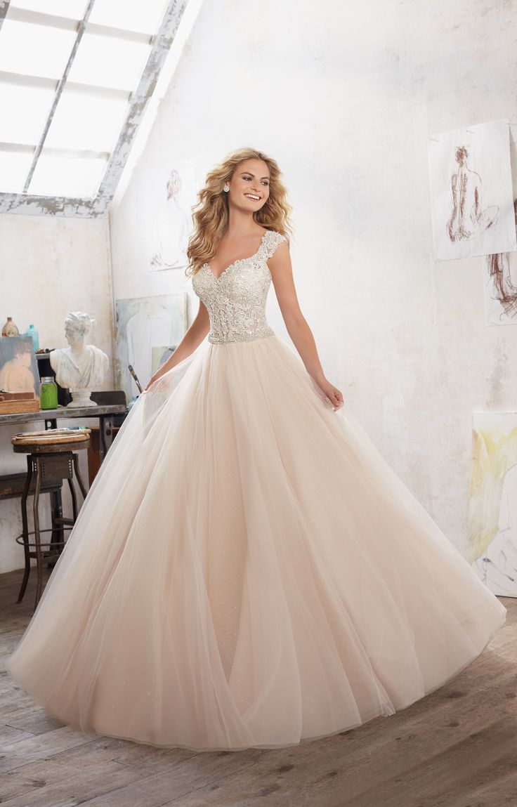 Morilee Wedding Dress Trouwjurk Bruidsjurk Wedding Bruiloft Bruid Vintage Romant…