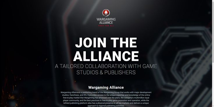 New publishing label, Wargaming Alliance, brings in SEGA and Creative Assembly as first strategic partner.