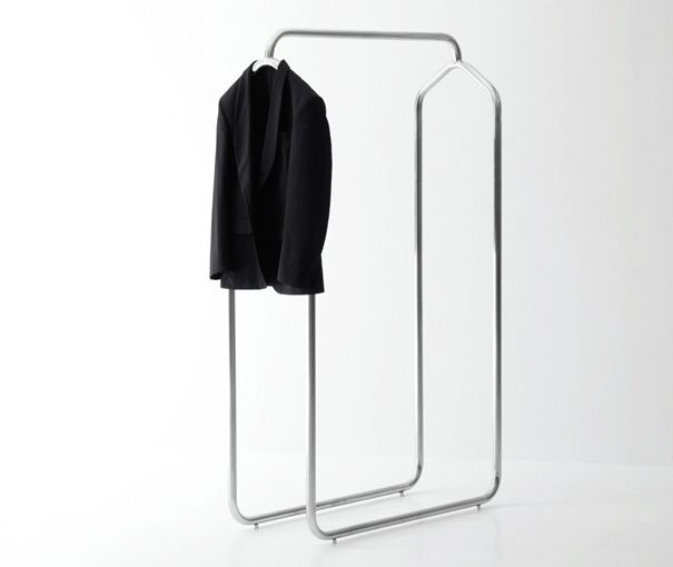 Axis Clothes Hanger Stand by Ramei Keum