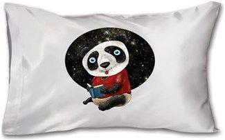 Bebek Panda Kendin Tasarla - Yastık 45 x 27 x 10 cm