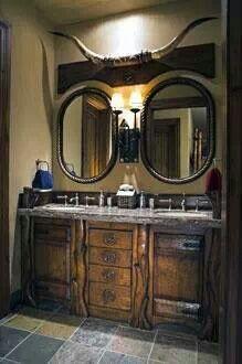 Marvelous Western Bathroom