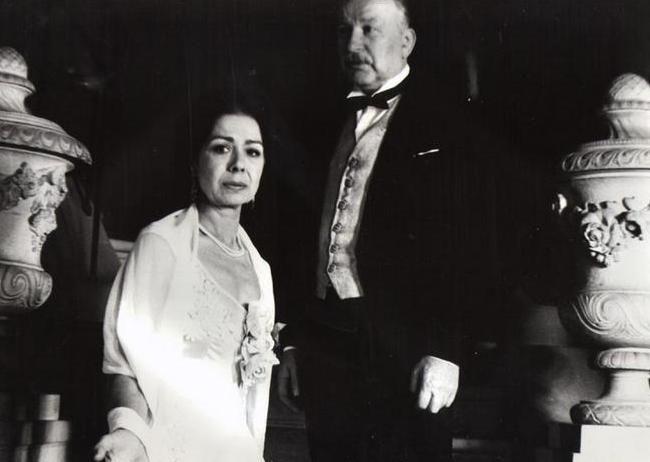 Lidia Korsakówna i Gustaw Lutkiewicz
