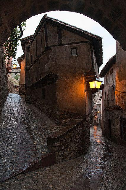 Albarracín, Teruel ∞ Spain