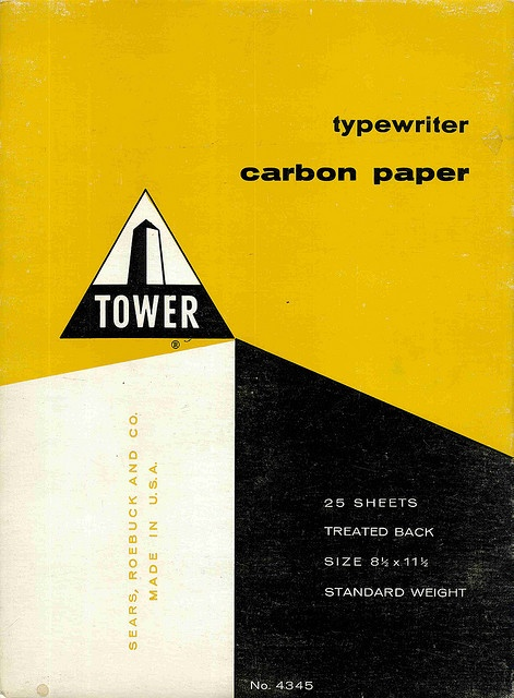 carbon paper packaging