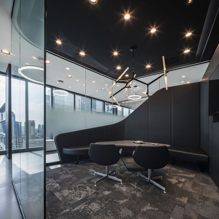 Completed in 2017 in Bangkok, Thailand. Images by W Workspace . . The new headquarters office of Mercedes-Benz Thailand is designed by inspiration from one of their founders, Mr. Gottlieb Daimler. He sent a postcard...