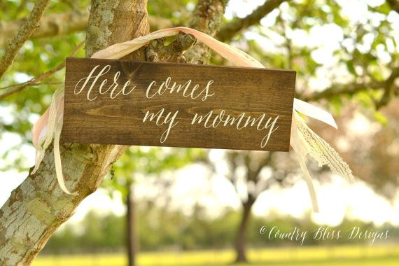 Here comes my mommy sign Uncle here comes by countryblissdesigns