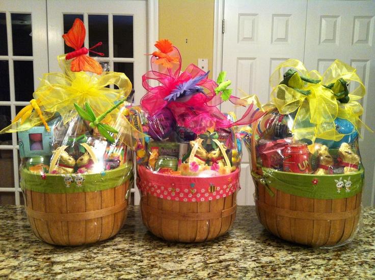 134 best kids baskets images on pinterest easter baskets easter kids easter baskets 2013 negle Images
