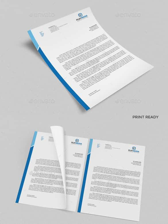 Best 25+ Company letterhead examples ideas on Pinterest Examples - free business letterhead templates download