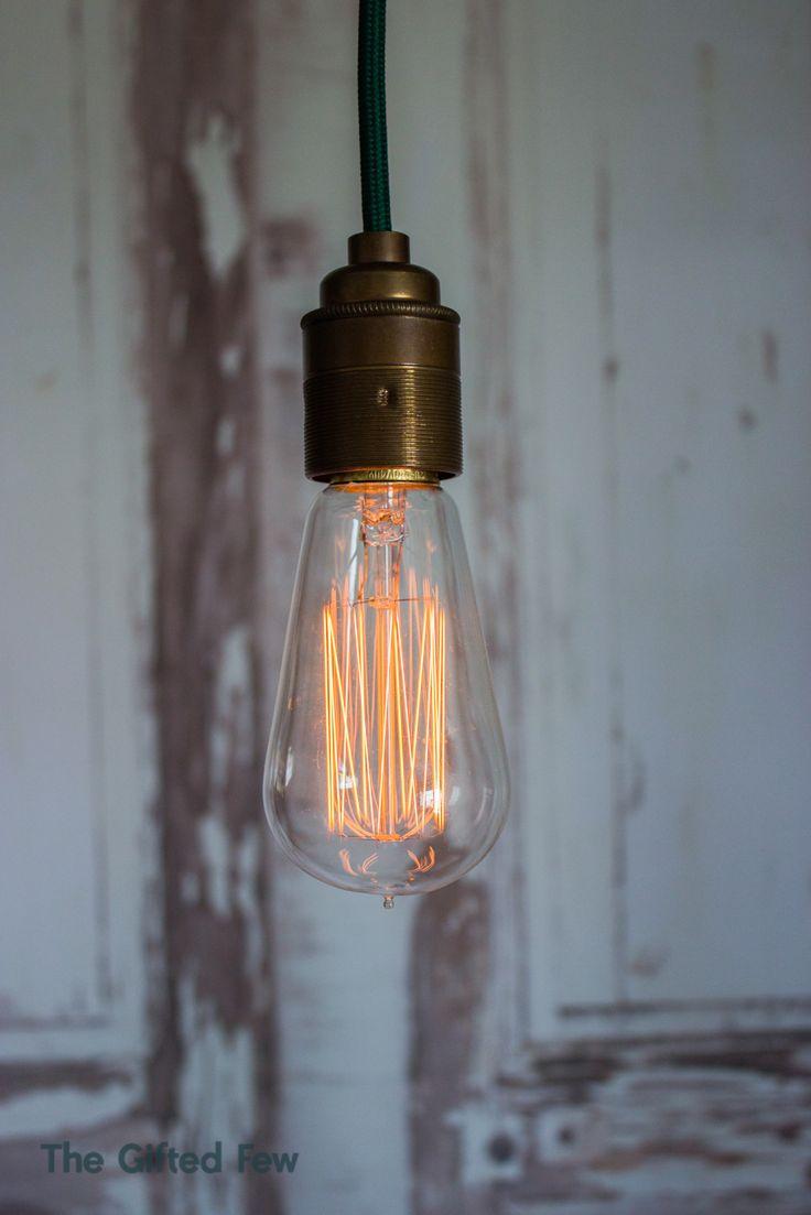 Ferrowatt Squirrel Squirrel Cage Filament Light Bulb. #lightbulb #bulb #filamentlightbulb #edison & 57 best Vintage Style Edison Light Bulbs images on Pinterest ... azcodes.com