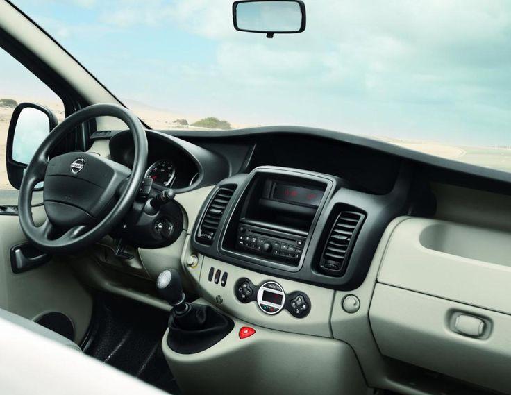 Nissan Primastar review - http://autotras.com