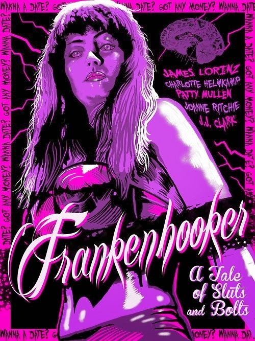 "FULL CULT CLASSIC! ""Frankenhooker"" (1990) 