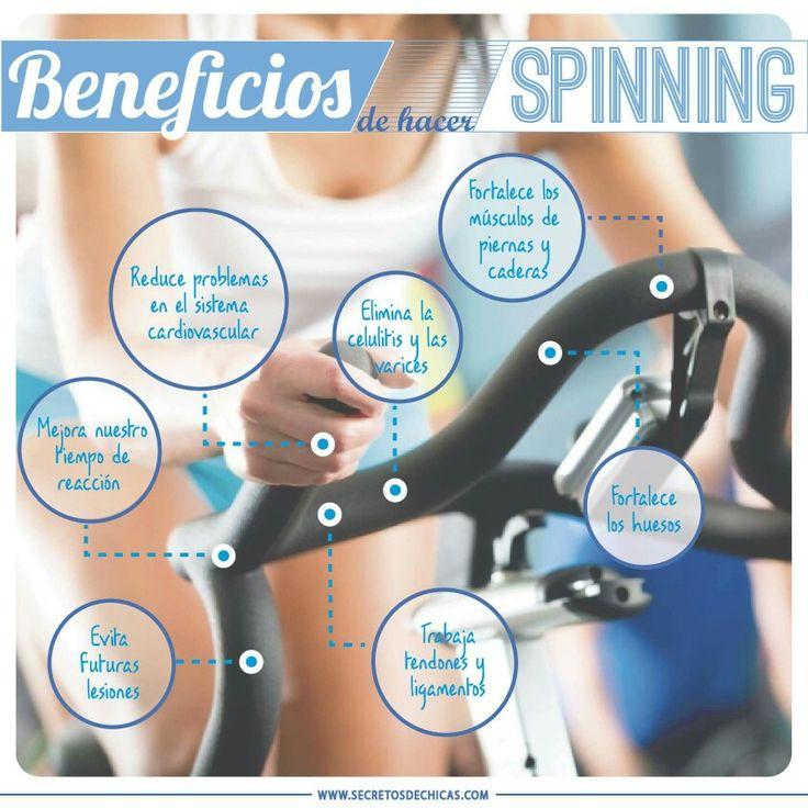 Spinning #beneficios