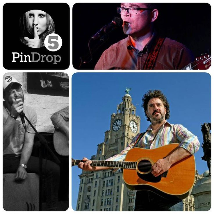 PinDrop #57  Delighted to present IAN PROWSE for PinDrop #57. Ian is the vocalist and guitarist from #Amstredam and previously #Pele playing this very intimate solo show to promote his new long player #Companeros on this UK #SpringTour and Ians first time back in the North East for 8yrs we have been after him for a while. Ace support from fine purveyors of Americana in JAMES GRAY ROBSON & THE LOVELY BURN all the way from the Darlington Delta and kicking the night off with have PinDrop…