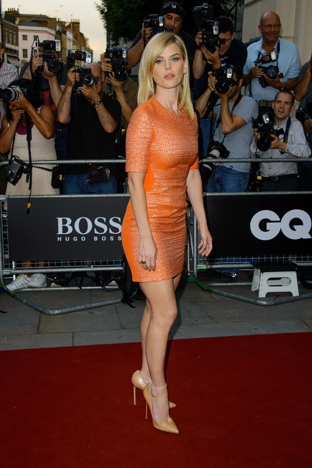 Alice Eve - 2013 GQ Men Of The Year Awards
