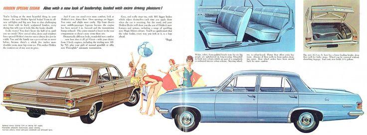 1965 Holden HD Prestige Brochure 0