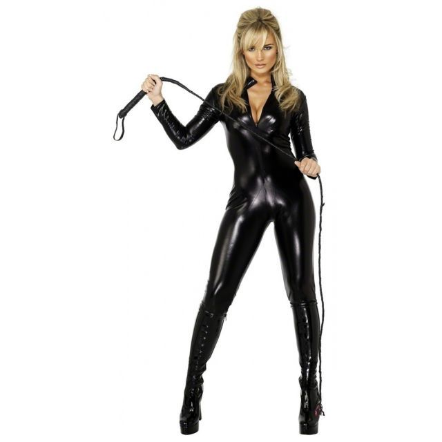 get ready for halloween with a black catsuit u003c3 outlet77