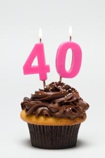40 Things Every Woman Should Do Before She Turns 40 - The Frisky: I M 40, 40 Things, Happy Birthday, Women 40 Years, Turning 40Ive, 40Th Years, Embrace Life, Happy 40, Parties Ideas