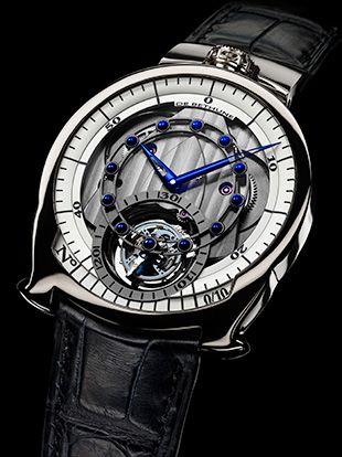 Самые дорогие часы на швейцарской выставке Baselworld 2015