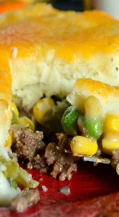 Shepherd's Pie: Peasant Pies, Black Beans, Healthy Cream Of Peas ...