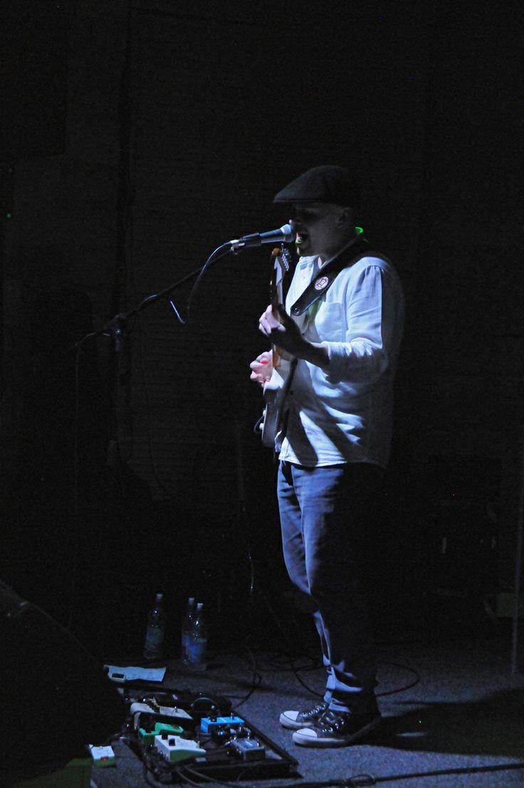 The fantastic Mitch Laddie Band 22.2.14