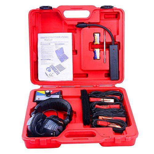 8milelake Electronic Stethoscope Kit Find Engine Noise diagnosis Scope mechanics tool - http://www.caraccessoriesonlinemarket.com/8milelake-electronic-stethoscope-kit-find-engine-noise-diagnosis-scope-mechanics-tool/  #8Milelake, #Diagnosis, #Electronic, #Engine, #Find, #Mechanics, #Noise, #Scope, #Stethoscope, #Tool #Engine-Tools, #Tools-Equipment