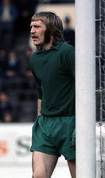 Eric McManus Notts County 1974