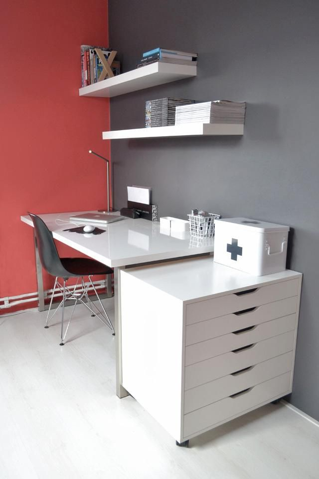 52 best deco meuble scandinave images on pinterest home ideas retro furniture and antique. Black Bedroom Furniture Sets. Home Design Ideas
