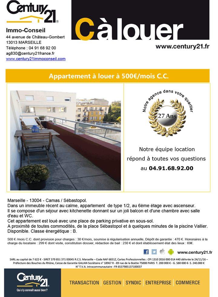 701 best Century21 Immo Conseil à Marseille Chateau Gombert images - classe energie appartement c est quoi