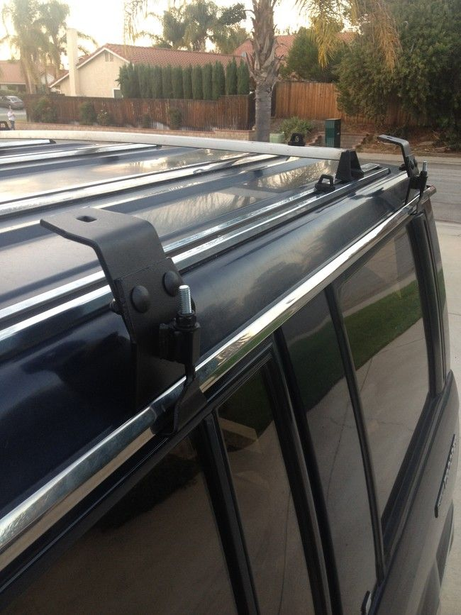 25 Best Ideas About Van Roof Racks On Pinterest Roof
