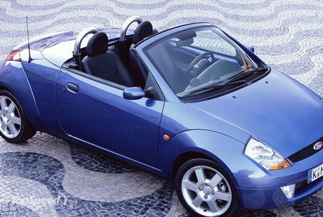 Ford Streetka: Even if you are a bloke,you will love this little car! #Ford #Streetka