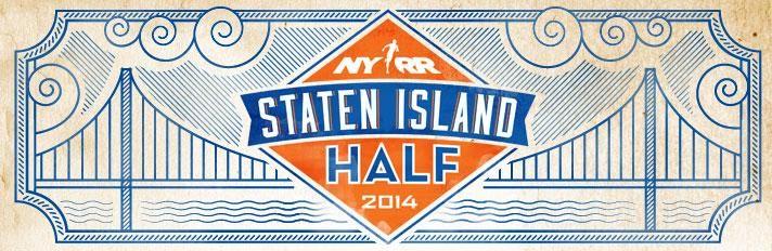 Run Staten Island Day October Half Marathon NYRR 5 Borough Series