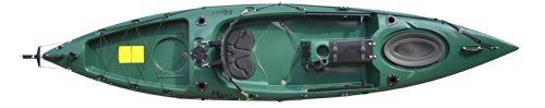 Riot Kayaks Escape 12 Angler Sit-On-Top ...