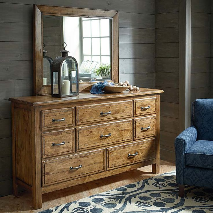 7 Best Woodhaven Collection Images On Pinterest Knotty Pine Barrels And Chest Of Drawers